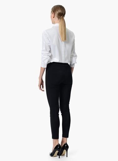 Slim Fit Dar Paça Pantolon-Network